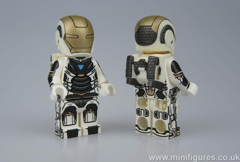 MK39 Starboost FB Custom Minifigure