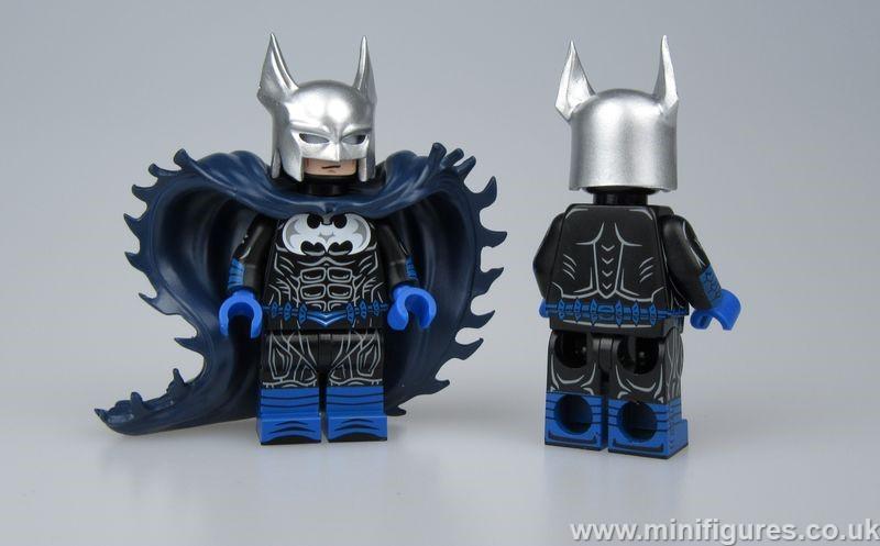 Brotherhood Bat V4 UG Custom Minifigure