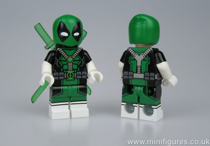 Greenpool UG v CM Custom Minifigure