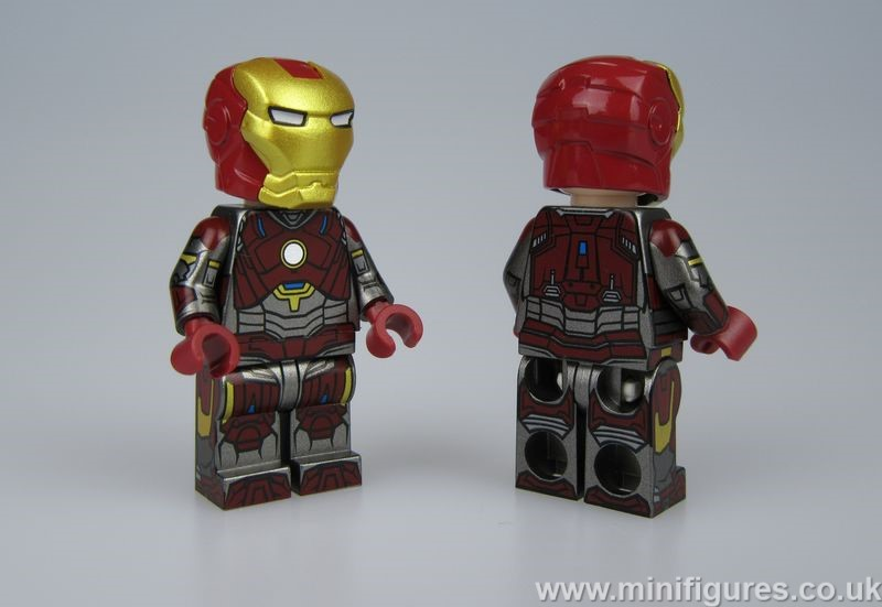 MK16 Lab9 Custom Minifigure
