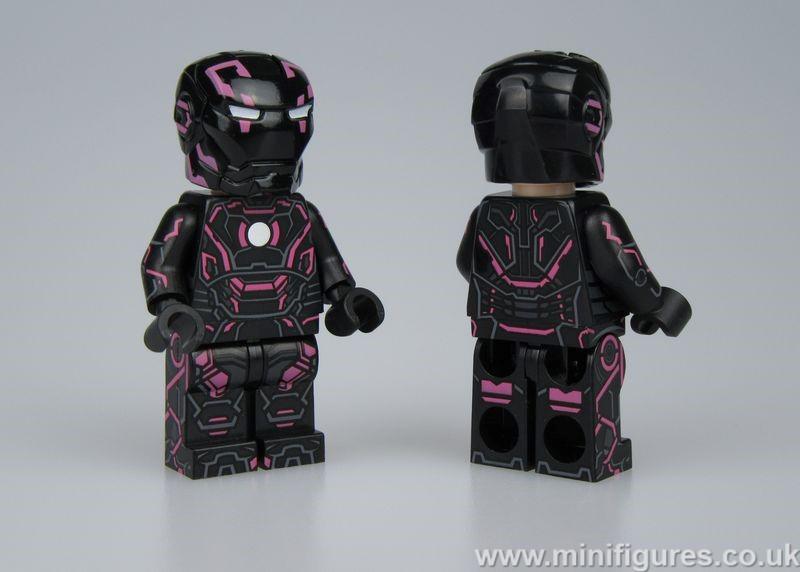 Tron MK42 UG Custom Minifigure