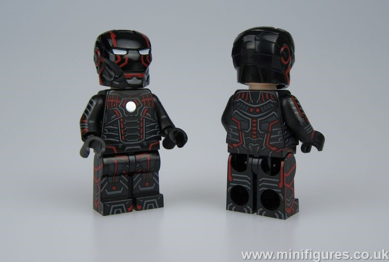 Tron MK5 UG Custom Minifigure