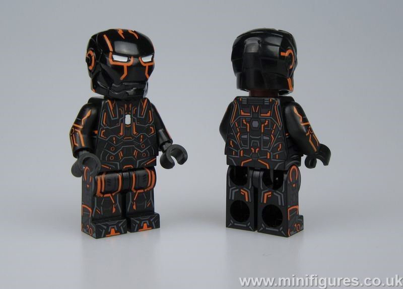 Tron War Machine UG Custom Minifigure