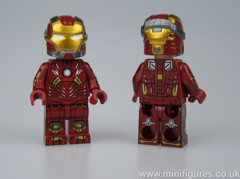MK11 Dragon Brick Custom Minifigure