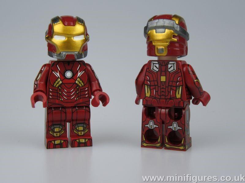 MK11 Dragon Brick Custom Minifigure