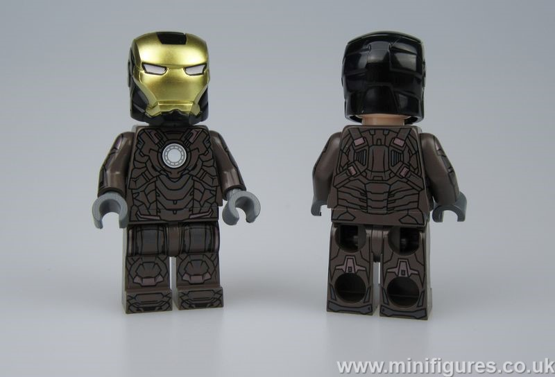 MK18 Dragon Brick Custom Minifigure
