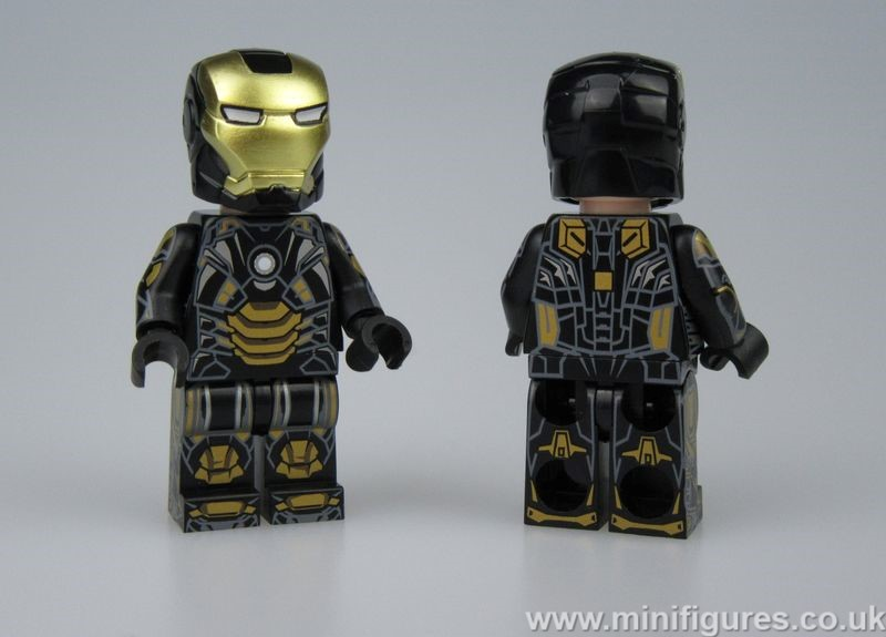 MK20 Dragon Brick Custom Minifigure
