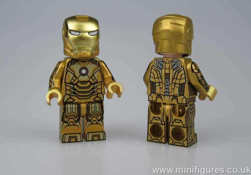 MK21 Dragon Brick Custom Minifigure