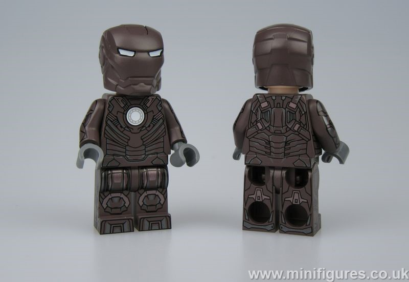 MK32 Dragon Brick Custom Minifigure