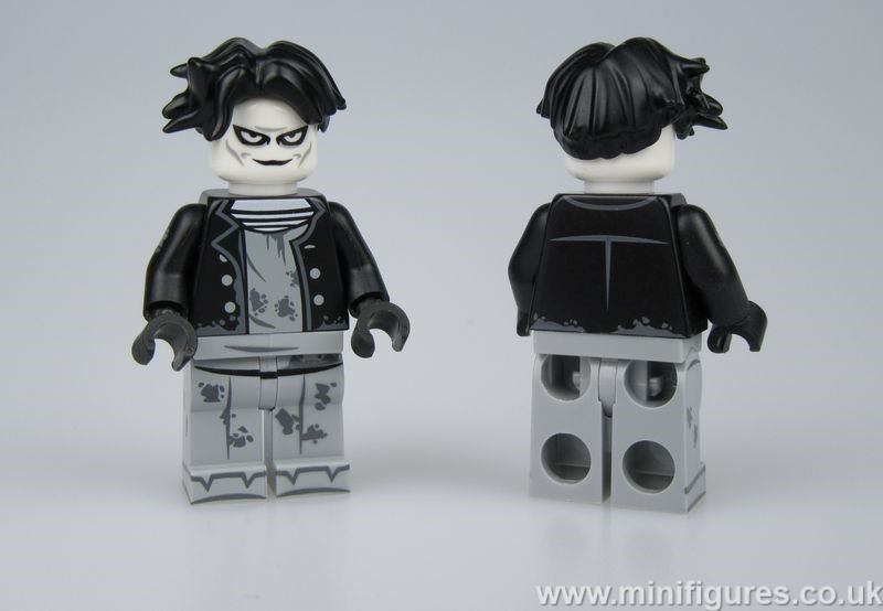 Punk Joker Dragon Brick Custom Minifigure