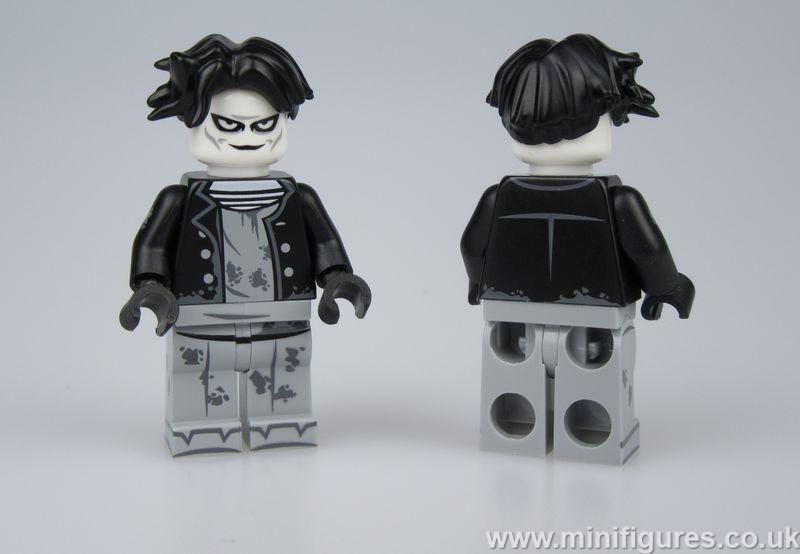 Punk Joker Dragon Brick Custom Minifigure
