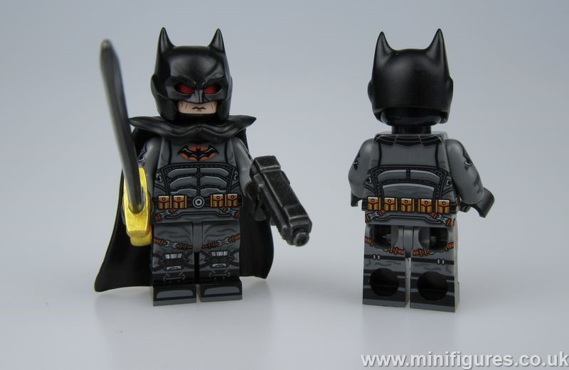 Thomas Wayne Batman UG x CM Custom Minifigure
