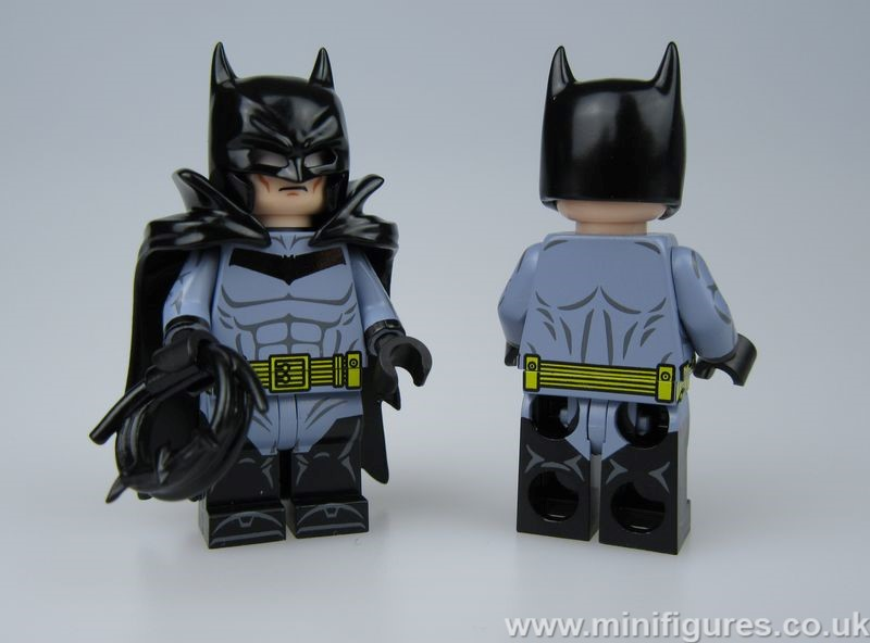 White Knight Batman UG Custom Minifigure