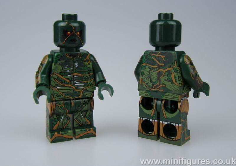 Bog Beast BF Custom Minifigure
