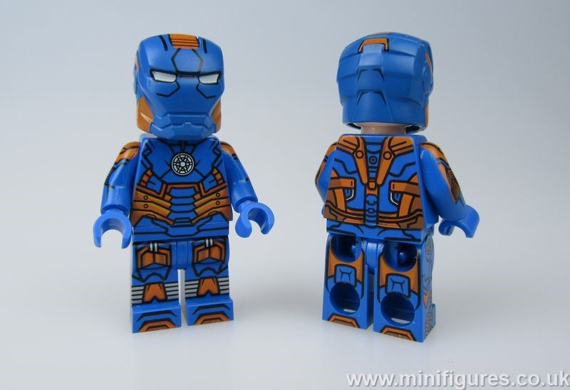 MK27 Dragon Brick Custom Minifigure