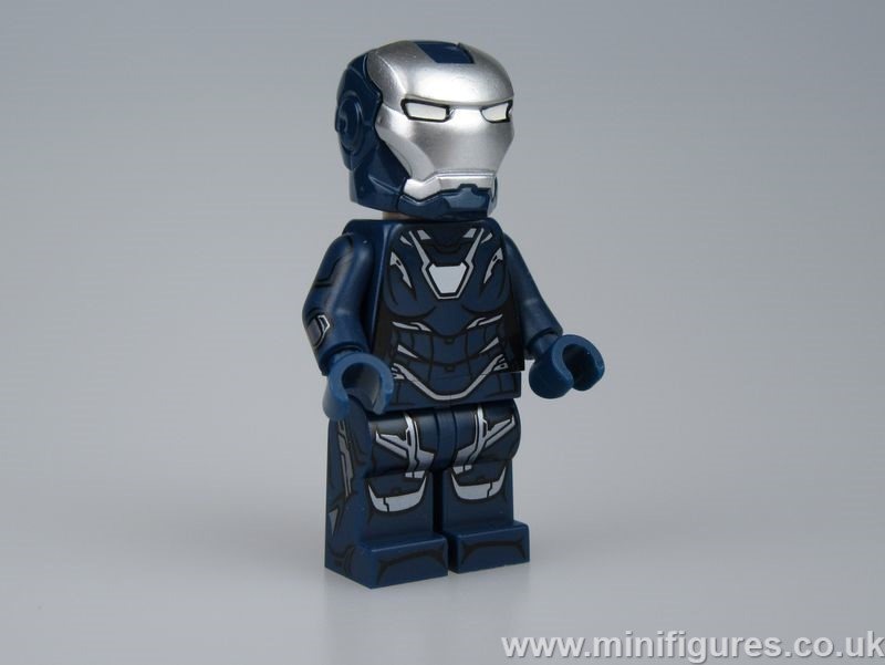 Pepper Iron Man DB Custom Minifigure