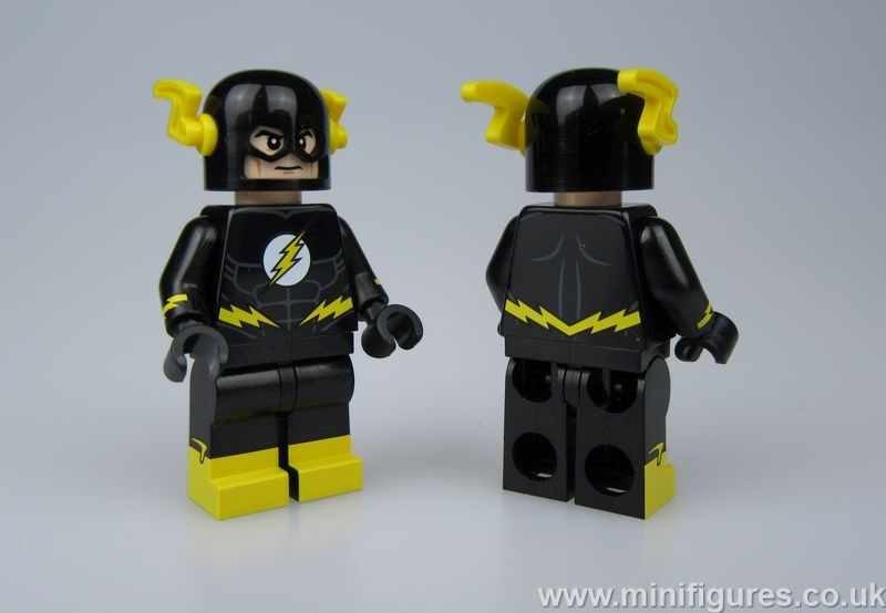 Flash Destinys Hand Christo Custom Minifigure