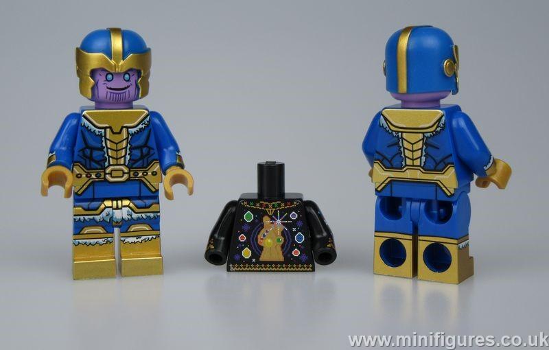 Santa Titan BF Custom Minifigure