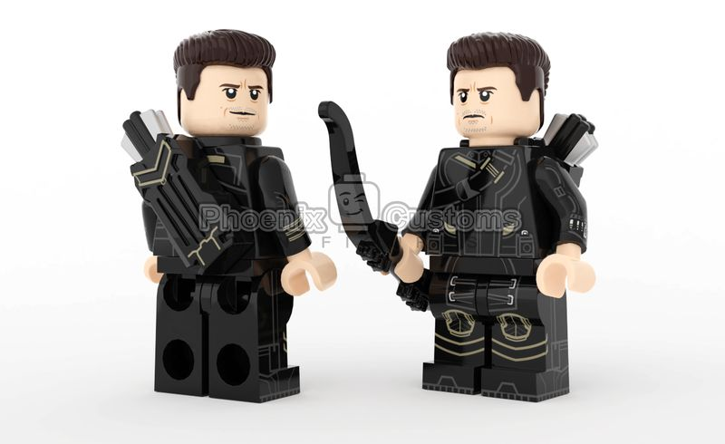 Ultimate Archer PC Custom Minifigure