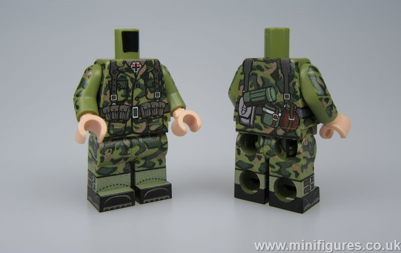 LYL German Body (Camouflage) ZZ056