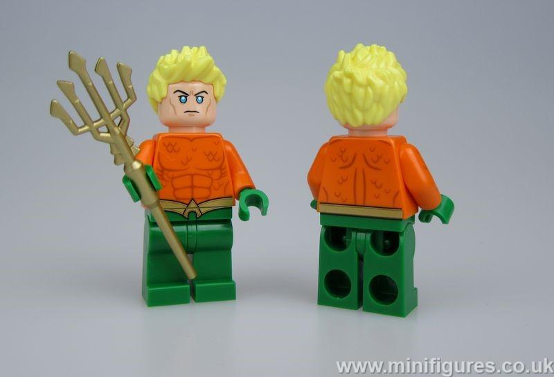 Aquaman Christo Custom Minifigure