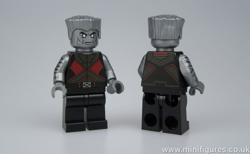 Colossus Deadpool OLS Custom Minifigure