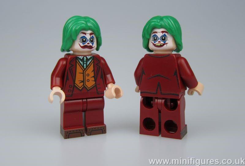 Joaquin Joker OLS Custom Minifigure