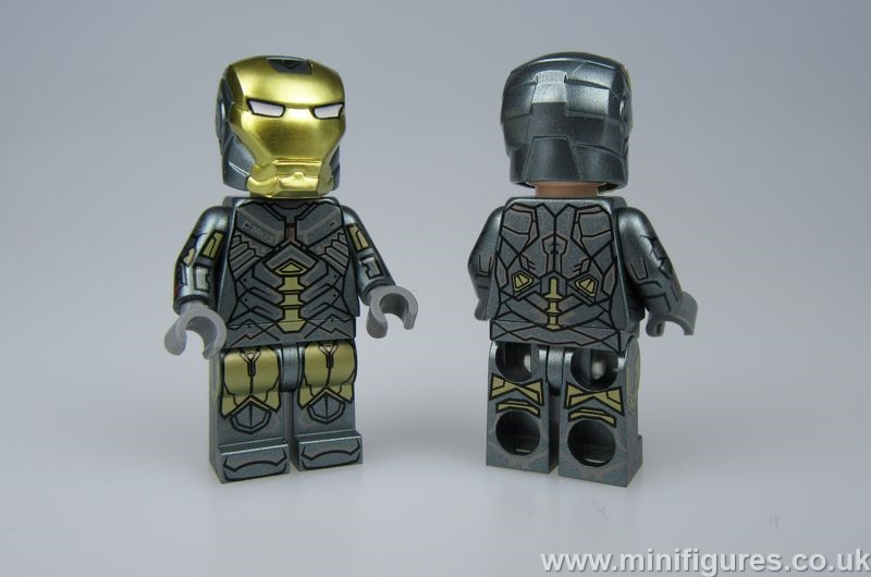 MK15 Warehouse 8 Custom Minifigure