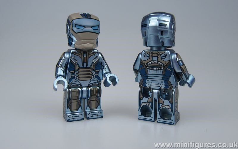 MK40 Warehouse 8 Custom Minifigure