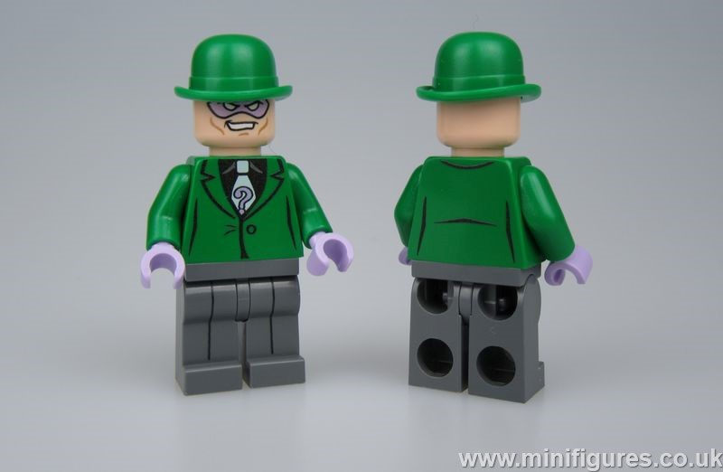Riddler BAS OLS Custom Minifigure