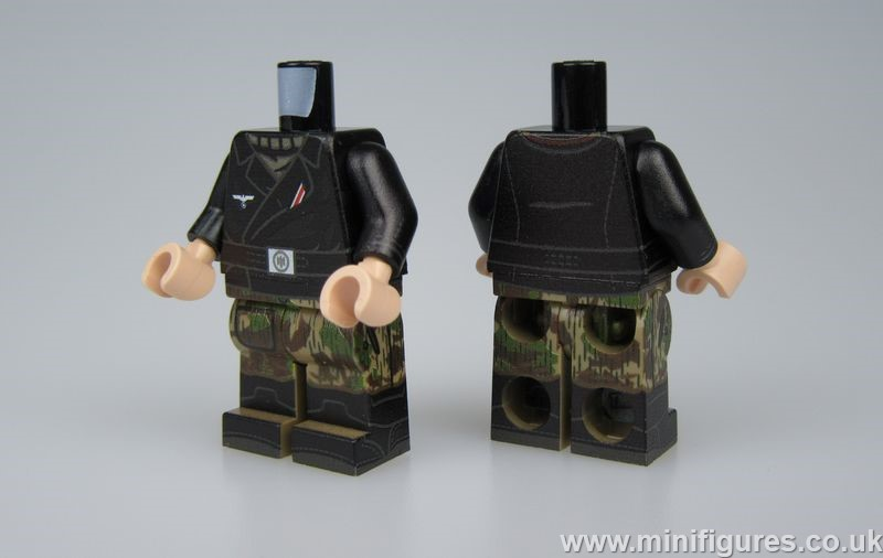 TMC German Panzer Body (Splinter #1)