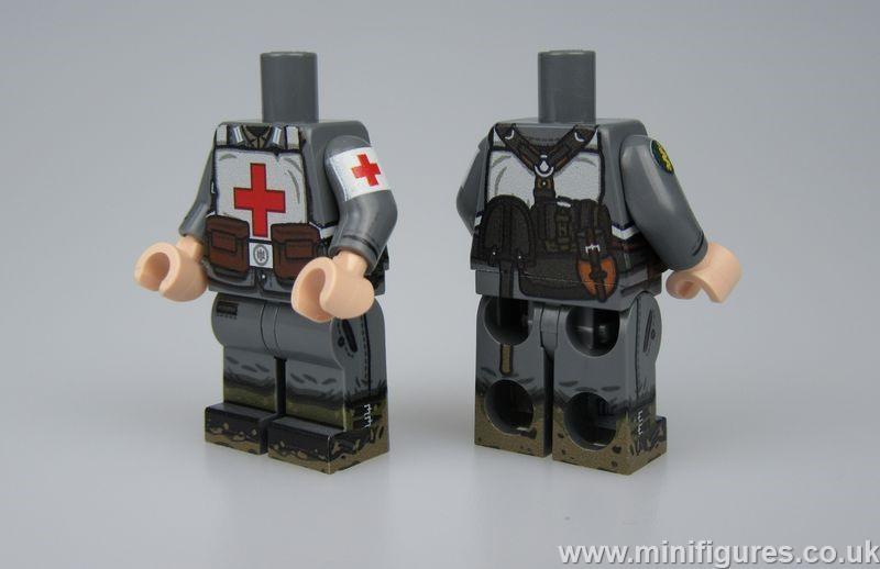 TMC M43 German Medic Body (Heer)