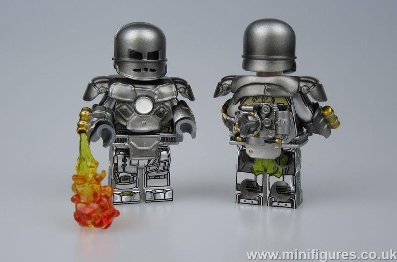 MK1 LeYiLeBrick Custom Minifigure
