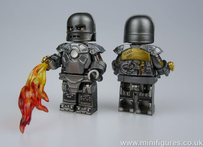 MK1 MF x CM Custom Minifigure