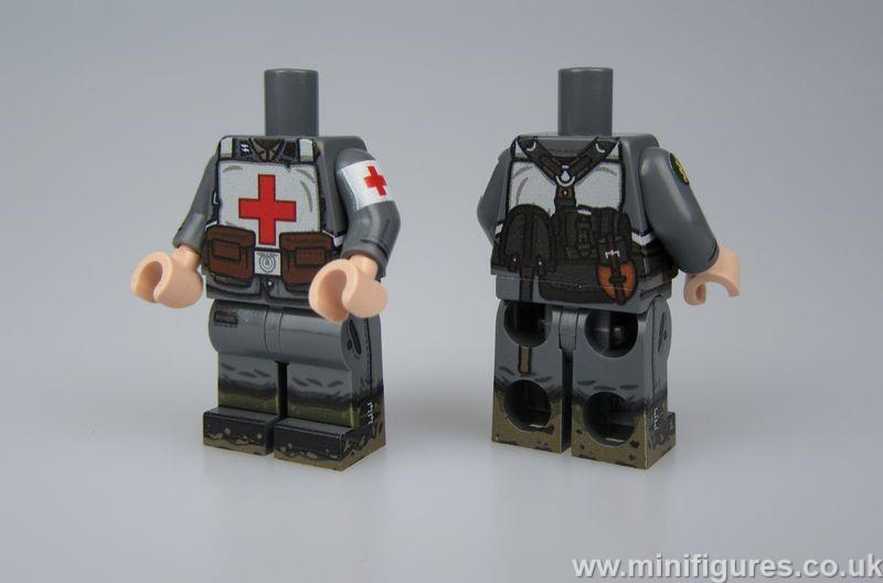 TMC M43 German Medic Body (SS)