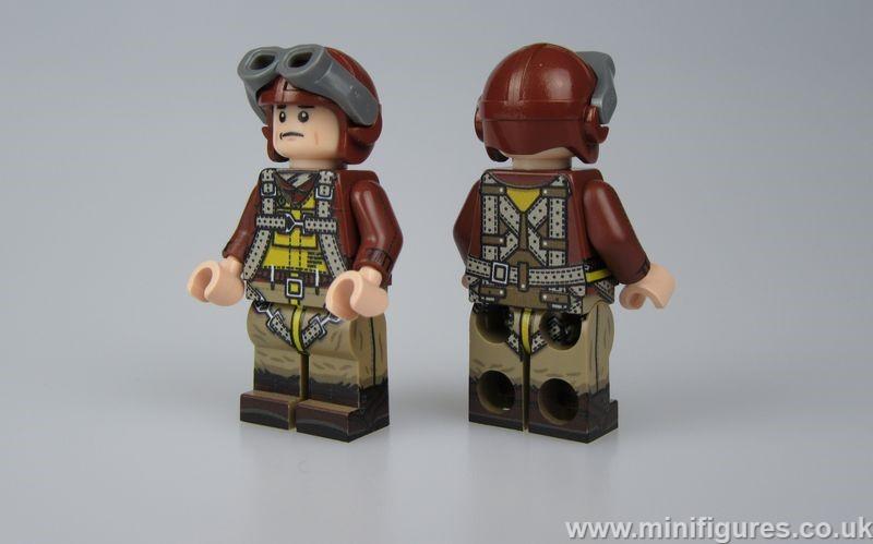 TMC U.S. Pilot - Lt. Flesh