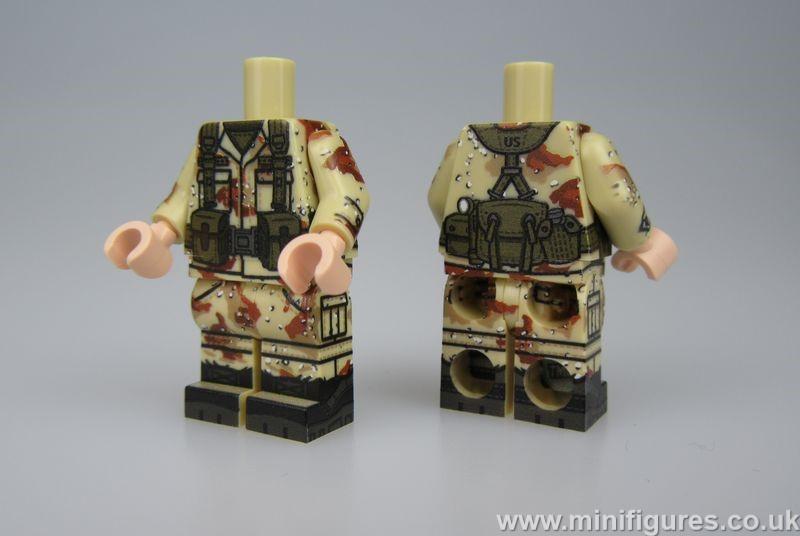 TMC US 6-Color Battle Dress