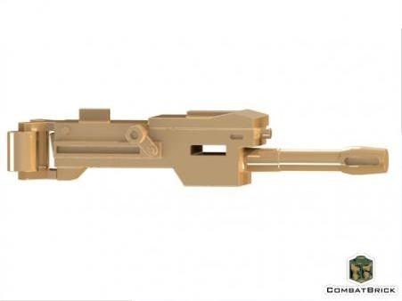 CombatBrick Mk19 Automatic Grenade Launcher Dark Tan