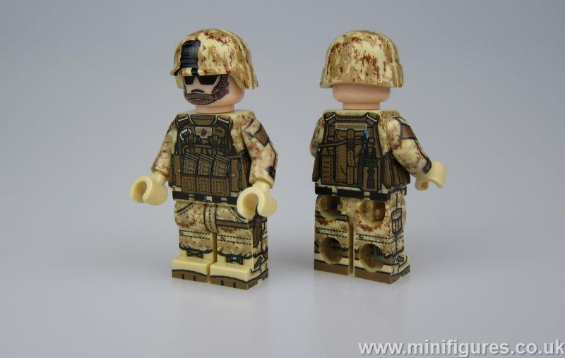 TMC MARPAT Marine Minifigure (FastMag)