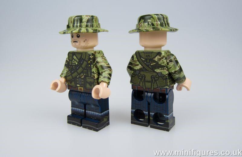 TMC UDT Bandolier Minifigure