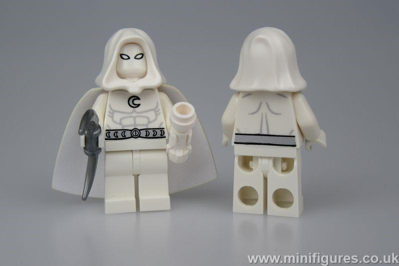 Moon Knight SJBricks Custom Minifigure