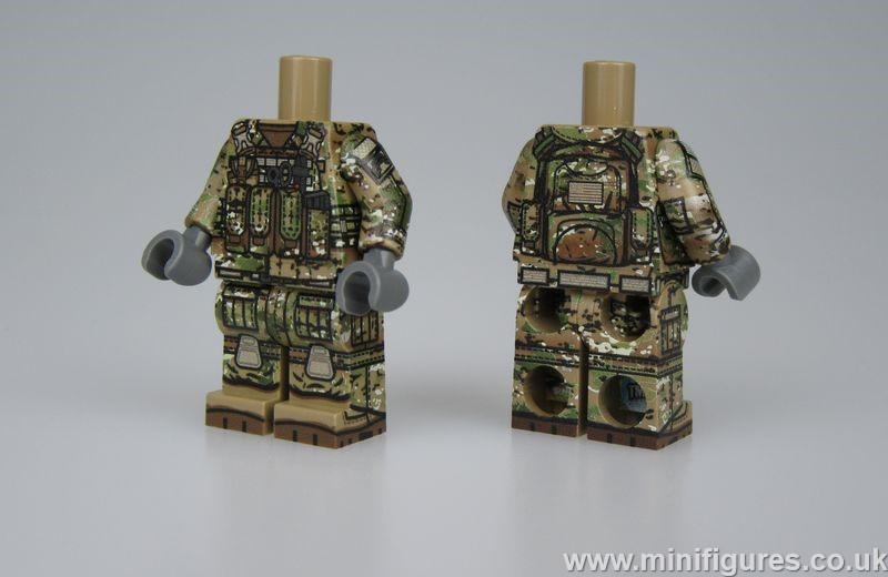 TMC U.S. 75th Rangers Type 01 Body