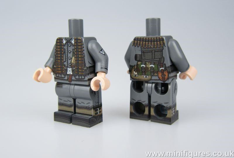 TMC M40 German Body (MG Assist)