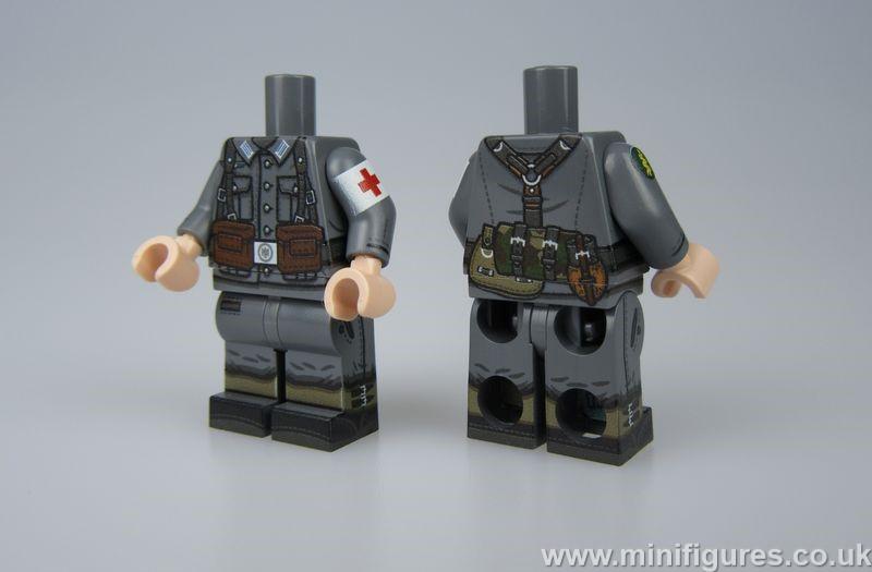TMC M40 German Body (Medic)