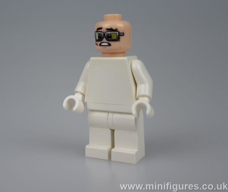 TMC Tanker #2 Head (Lt. Flesh)